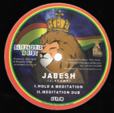 Jabesh - Hold A Meditation / I David - Rockstone Melody (Sir Logie) 10""
